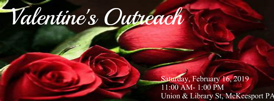 valentines outreach 2019